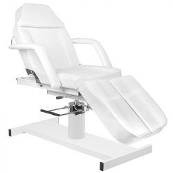 Hydraulické kosmetické křeslo A 210C PEDI - bílé