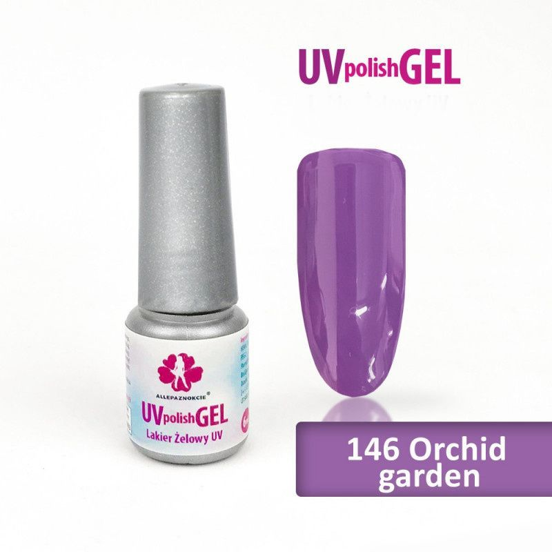 146.UV gel lak Orchid garden 6 ml
