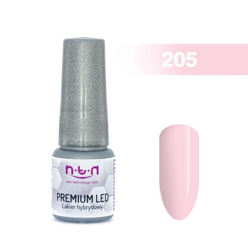 205.NTN Premium Led lak na nehty  6 ml