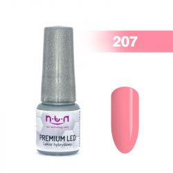 207.NTN Premium Led gel lak na nehty 6 ml (A)
