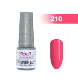 210.NTN Premium Led gel lak na nehty 6 ml (A)