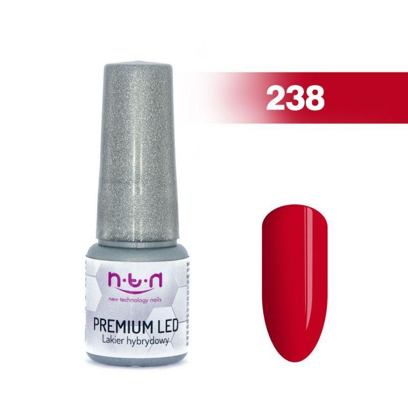 238.NTN Premium Led lak na nehty 6 ml