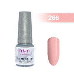 266.NTN Premium Led gel lak na nehty 6 ml (A)