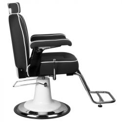 GABBIANO Barbers křeslo AMADEO černé