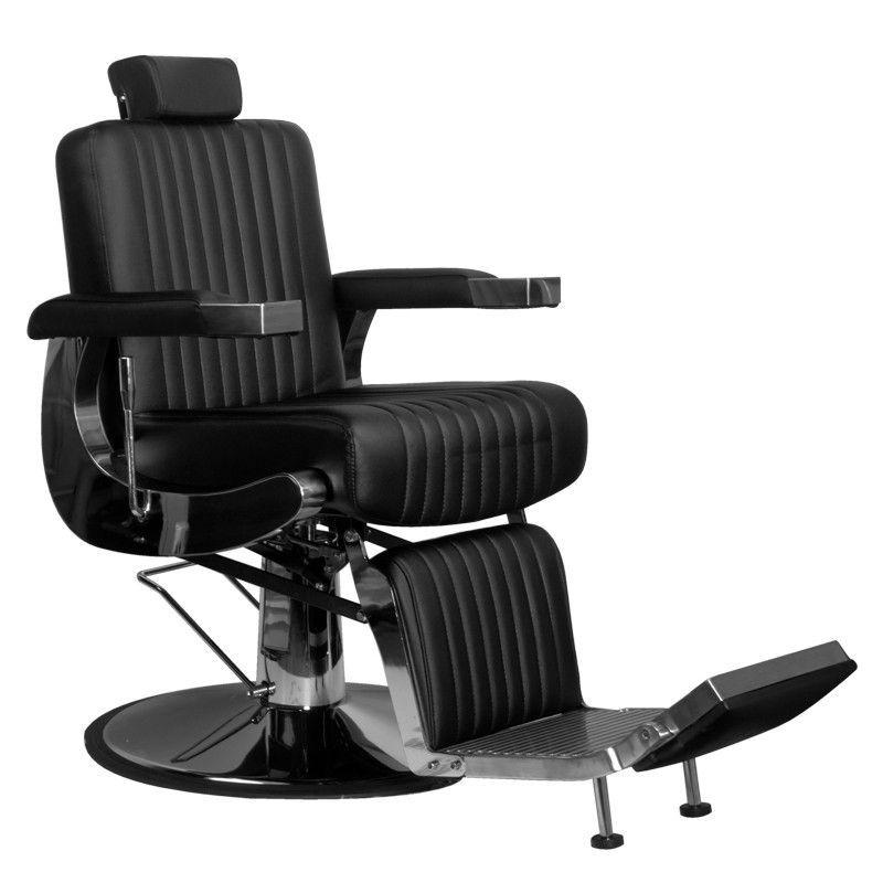 Barbers křeslo LINO černé