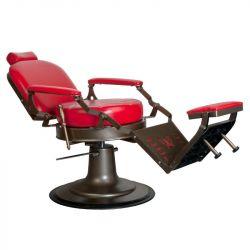 GABBIANO Barbers křeslo RED STAR
