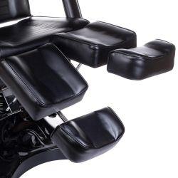 Hydraulické kosmetické křeslo BD-8243 černé
