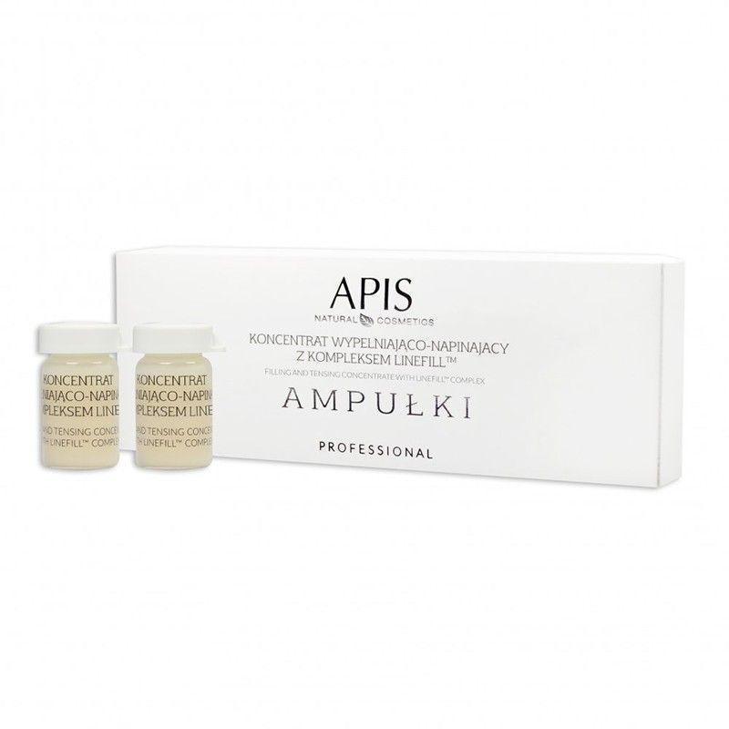 APIS Ampoules Švestkový koncentrát 5x5 ml
