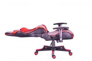 Racer křeslo VIPER - červené