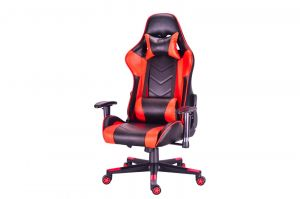 Herní židle VIPER - červená