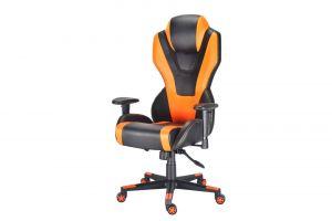 Herní židle LEGEND - oranžová