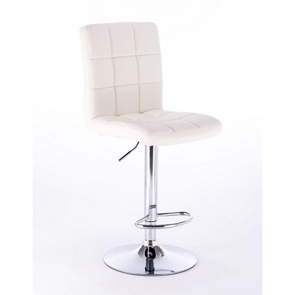 Barová židle 1015 bílá