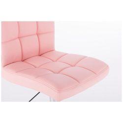 Barová židle 1015 růžová