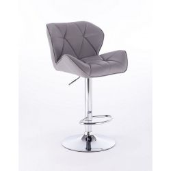 Barová židle 111w šedá (VPT)