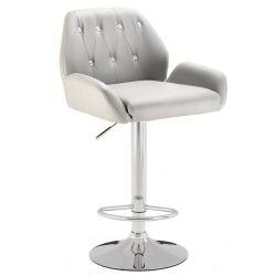 Barová židle 949w šedá (VPT)