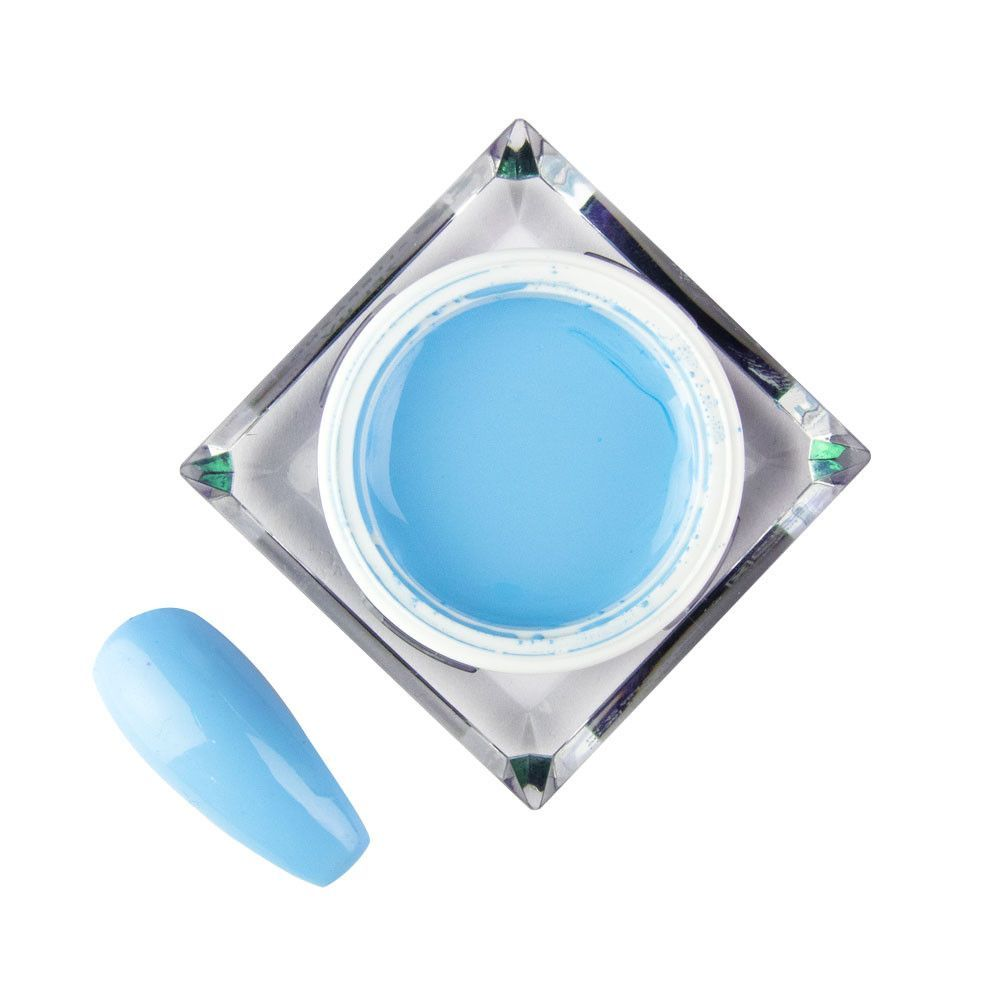 UV gel ARTISTIC MollyLac ART  blankytná č. 11