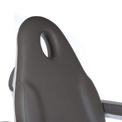 Elektrické kosmetické křeslo MODENA BD-8194 - šedé