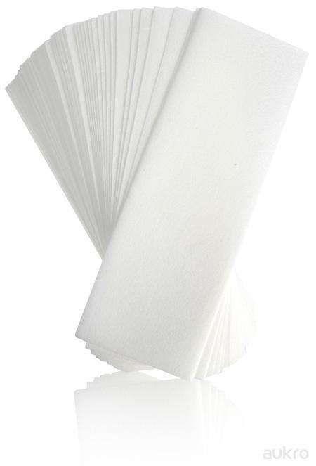 Depilační pásky na obličej mini 100 ks