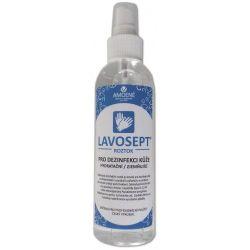 Desinfekční roztok na ruce Lavosept® - 50 ml sprej - aroma citron