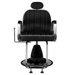 GABBIANO Barber křeslo LUCA - černé