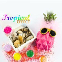Prášek na nehty Tropical Effect 3