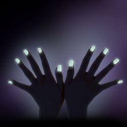 Svítící prášek na nehty č. 9