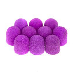 Brusné kloboučky 13 mm/60 - fialové