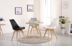 Jídelní židle Bali - černá