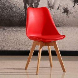 Jídelní židle Bali - červená