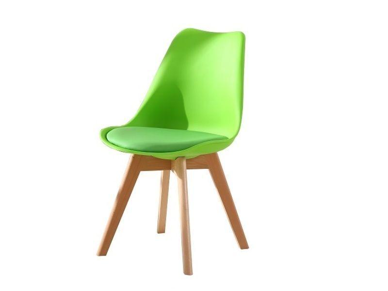 Jídelní židle Bali - zelená