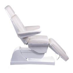 Elektrické kosmetické křeslo Bologna BG-228 bílé