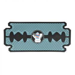 Protiskluzová kadeřnická podložka - žiletka 22x11 cm
