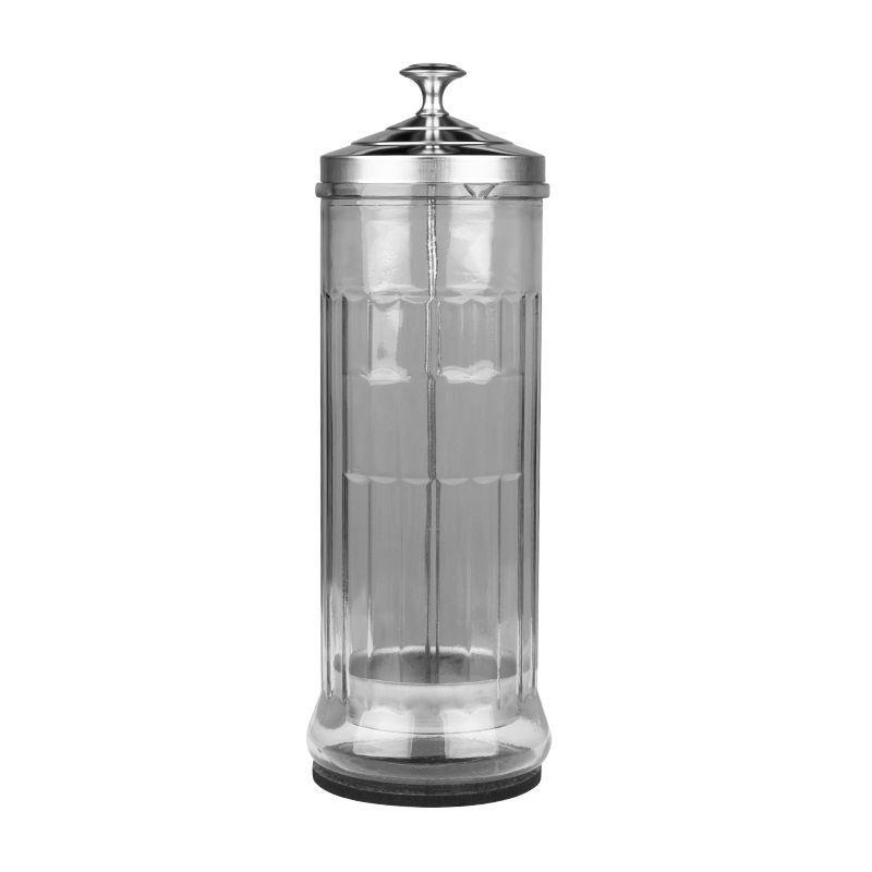 Skleněná nádoba na dezinfekci nářadí Q6A 1500 ml